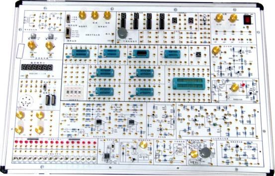 产品名称:数字电路技术实验箱 产品型号:YUY-SD1 产品报价:1950元 产品特点:YUY-SD1数字电路技术实验箱,可以完成高等院校数字电路课程的全部实验,适用于高等院校及各类职业技术学校的电子技术类教学。